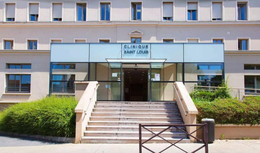 Radiologie Poissy clinique Saint Louis