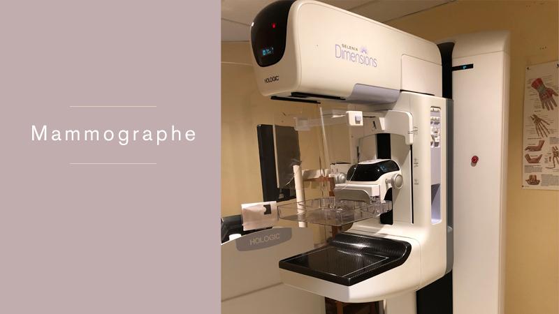 Centre de Radiologie de Poissy - Radiographie numérique Imagerie du sein Femme